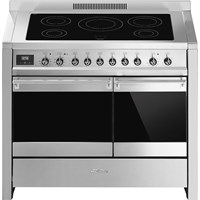 A2PYID-81 100cm Opera Electric Range Cooker Stainless Steel