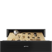 CPS115N 15cm Height Linea Sommelier Drawer Black