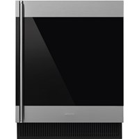 CVI338RX3 60cm Classic U/C Wine Cooler with Right Hand Hinge SS