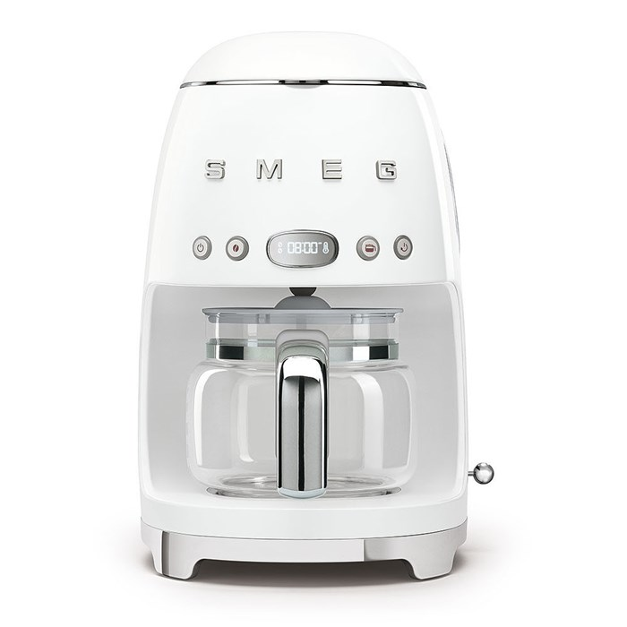 DCF02WHUK Drip Coffee Machine in White