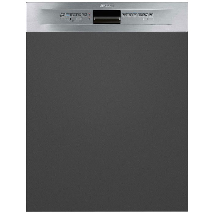 DD13E2 60cm Drawerline Dishwasher Stainless Steel Facia