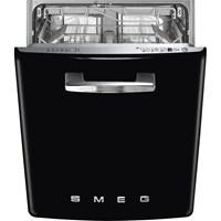 DI13FAB3BL 60cm 50s style Built-in Dishwasher Black