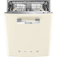 DI13FAB3CR 60cm 50s style Built-in Dishwasher Cream