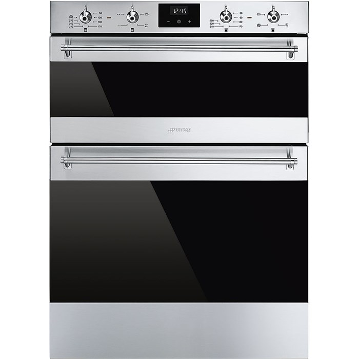 DUSF6300X Classic Under Counter Double Oven in Stainless Steel