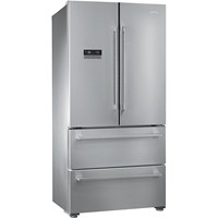 FQ55FXDF 84cm Two Door Two Drawer Fridge Freezer Stainless Steel