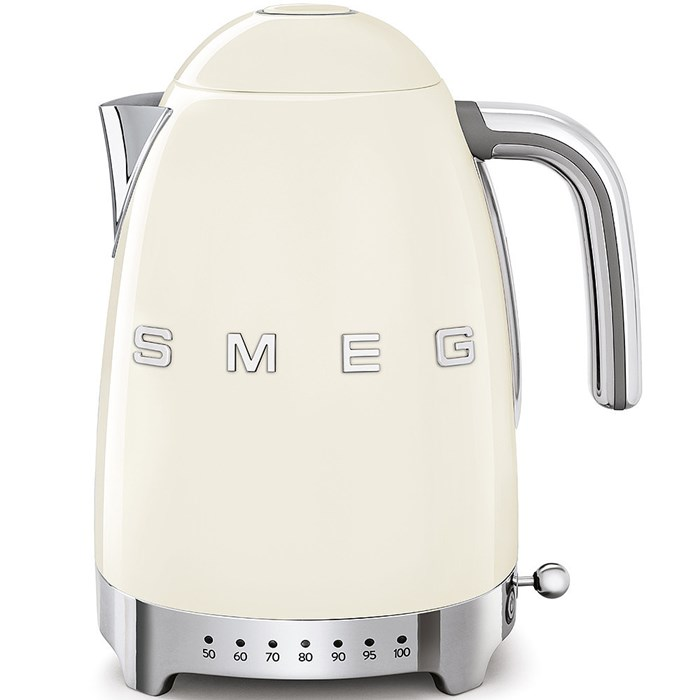 KLF04CRUK Variable temperature kettle in Cream
