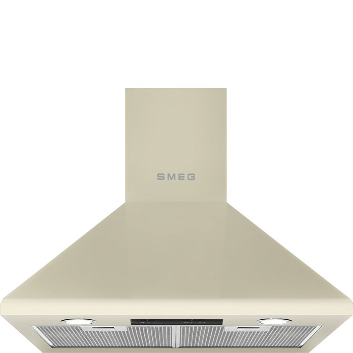 KSED65PE 60cm Chimney Hood Cream