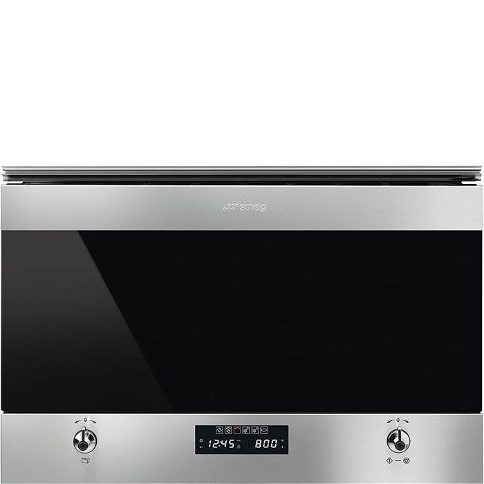 MP322X1 Classic 22 Litre Built In Microwave with Grill in Stainless Steel