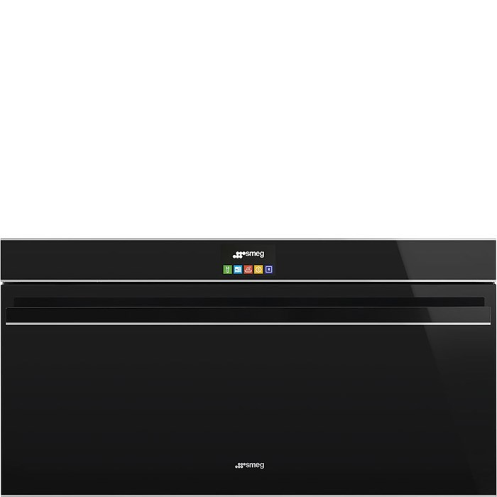 SFPR9604NX 90cm Extra Wide Dolce Stil Novo Oven with Steel Trim