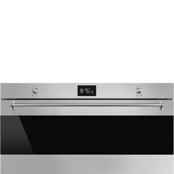 SFR9390X 90cm Reduced Height Classic Oven in Stainless Steel