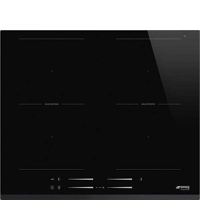 SI2M7643B 60cm Induction Hob Touch Controls and Auto Vent