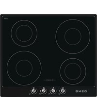 SI964NM 60cm Victoria Induction Hob with Black frame
