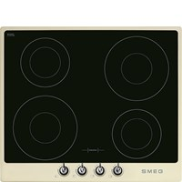 SI964PM 60cm Victoria Induction Hob with Cream frame