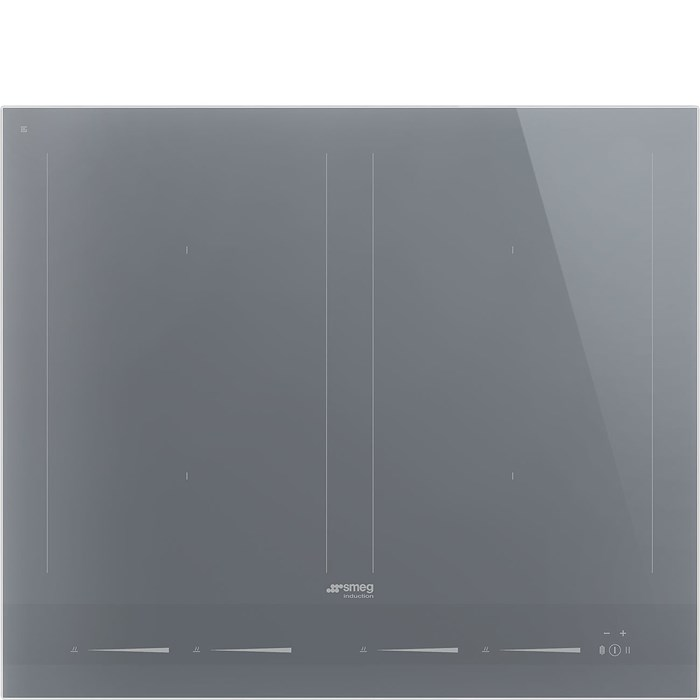 SIM1643DS 60cm Linea Induction Hob Silver