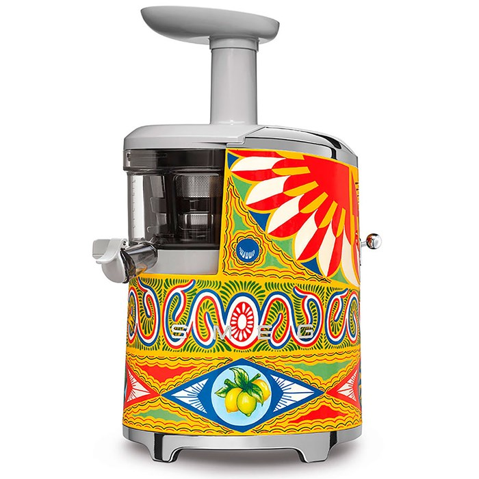 SJF01DGUK Dolce and Gabbana Slow Juicer