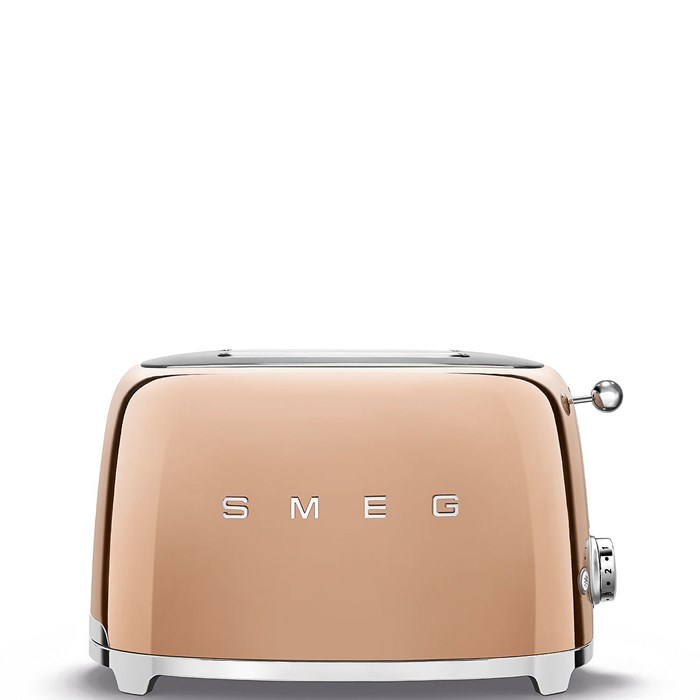 TSF01RGUK Two Slice Toaster in Rose Gold