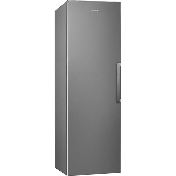 UKFF18EN2HX 60cm Freestanding No Frost Freezer Stainless Steel Door