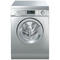 WDF147X 60cm 7kg Freestanding Washer Dryer Stainless Steel